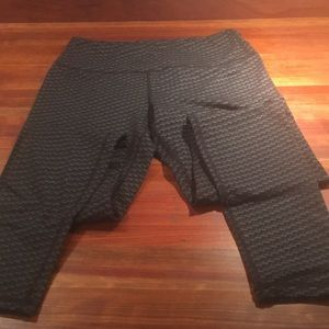 NWOT Kyodan sweater leggings, small, never worn